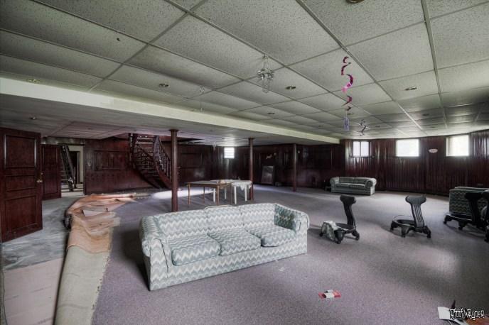 mansion basement