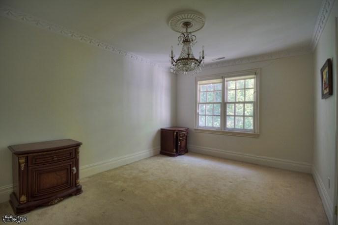 upstairs mansion Bedroom