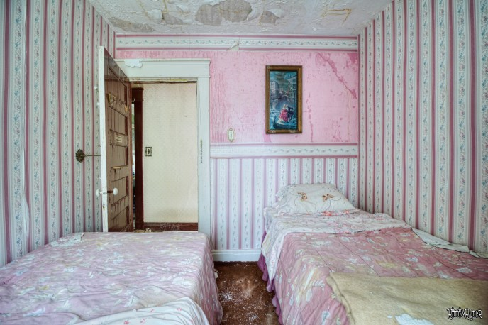 Decaying Bedroom