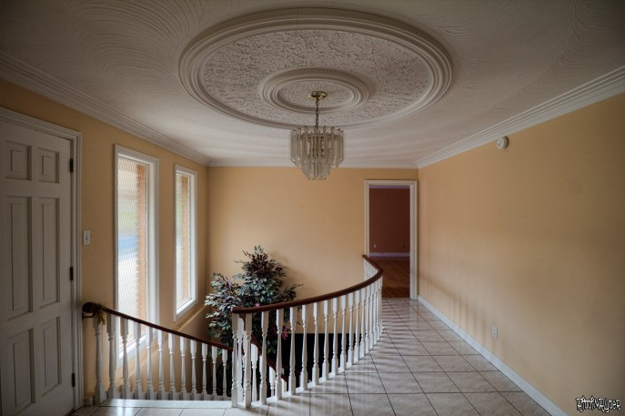 Mansion Staircase