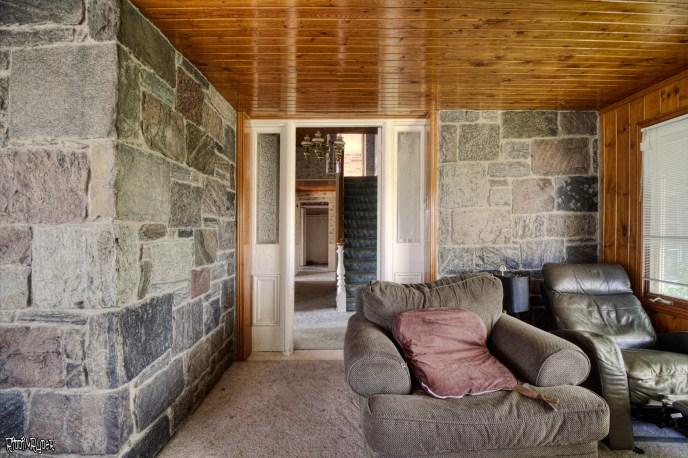 Stone Family Room