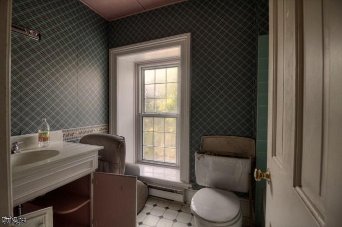 Stone House Bathroom