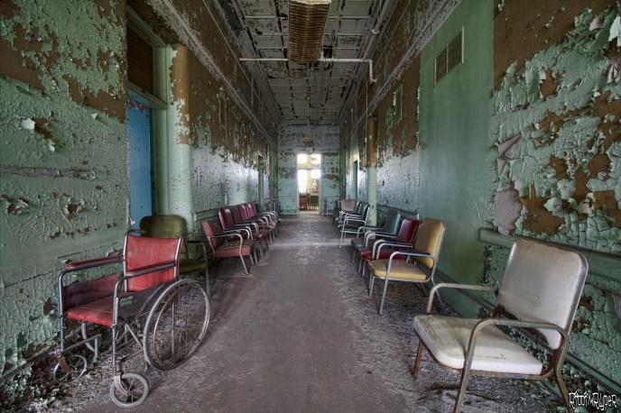 Asylum Corridor