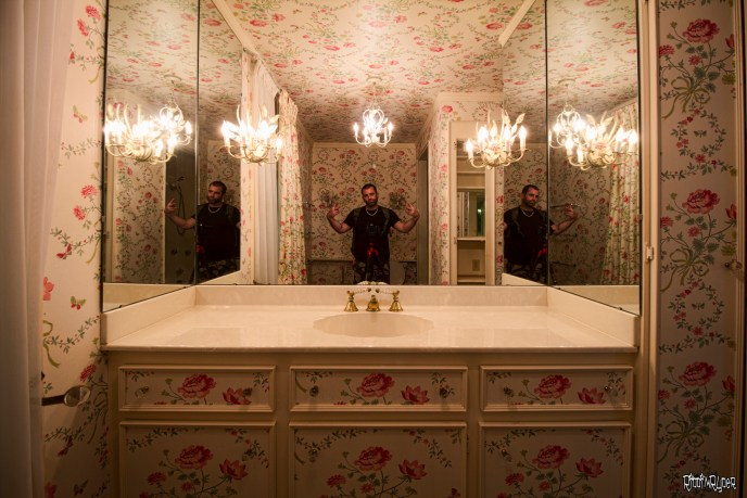Mansion Bathroom