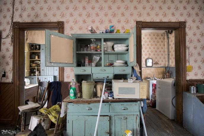Creepy Kitchen