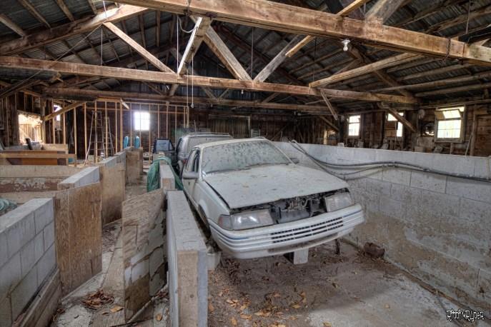 Barn Car