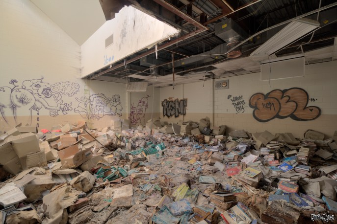 decayed books