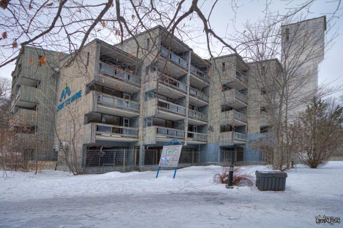 Abandoned 1970s Ski Resort