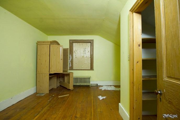 1860s Homestead Bedroom