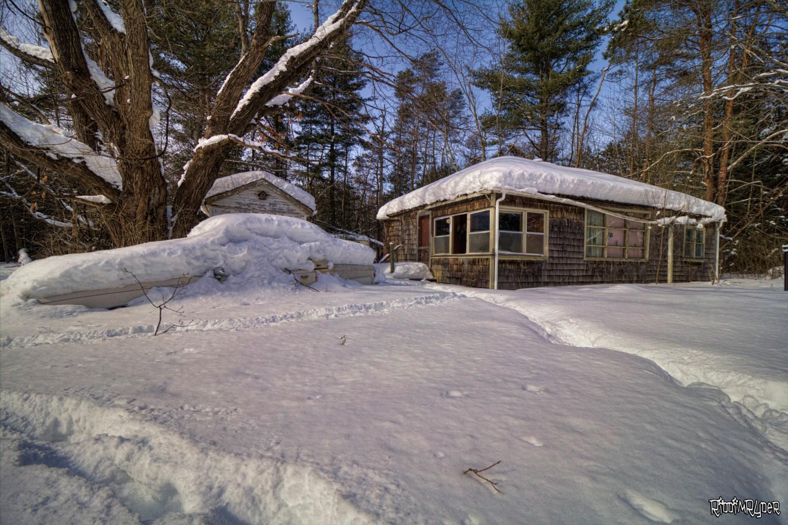 Grandpas Abandoned Cabin