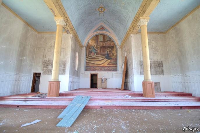 Church Mural