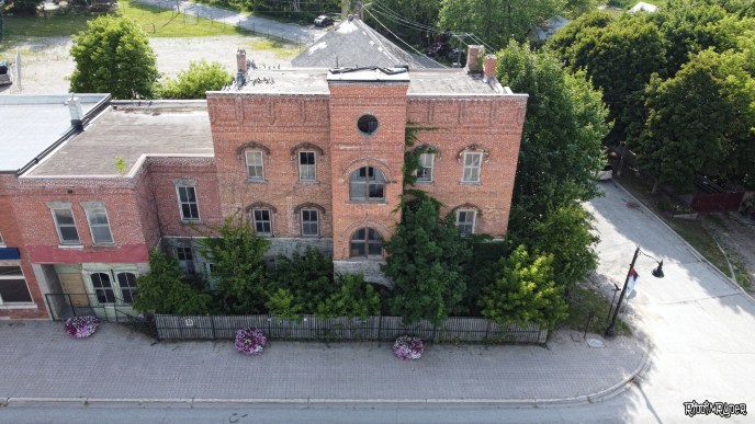 Abandoned Ontario Historic Hotel