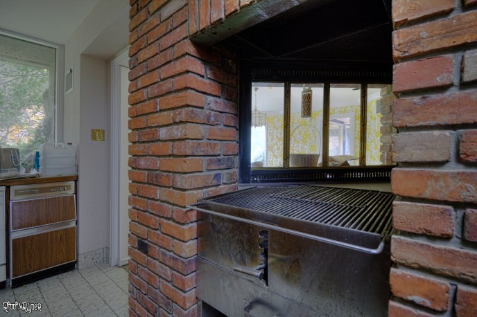 Abandoned Mega Mansion Kitchen