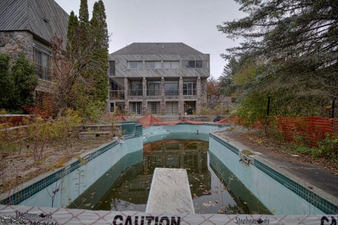 Abandoned Mega Mansion