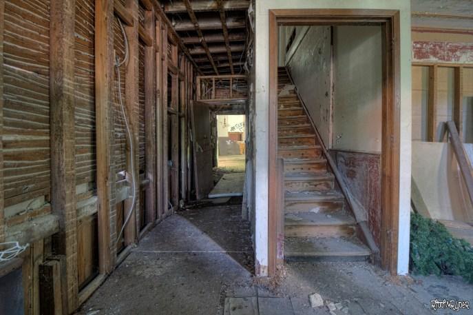 Staircase & Corridor