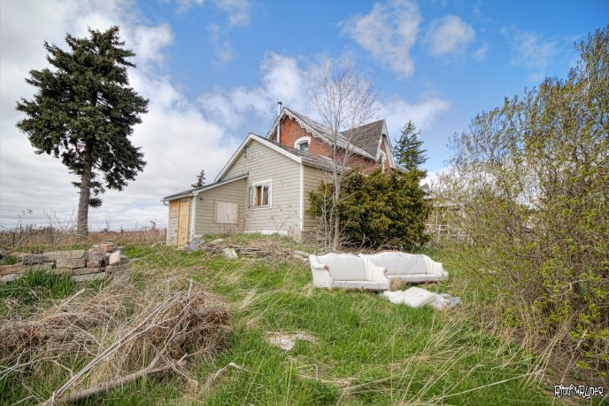Abandoned Sheep Farmer Home