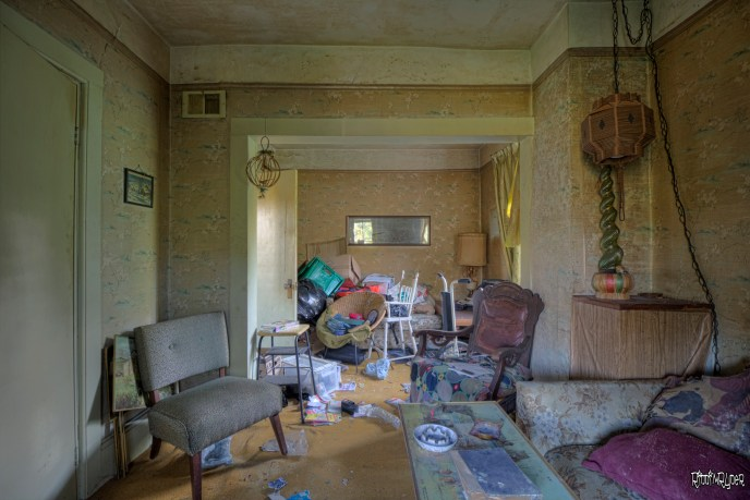 Family Room of the Retro Toy Time Capsule