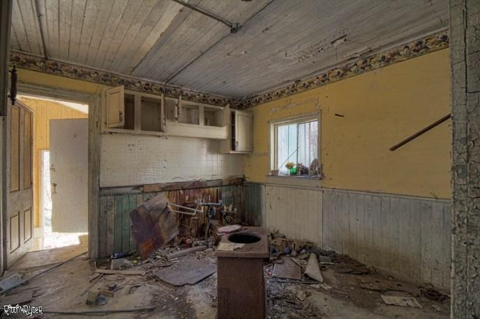 ABandoned House Kitchen