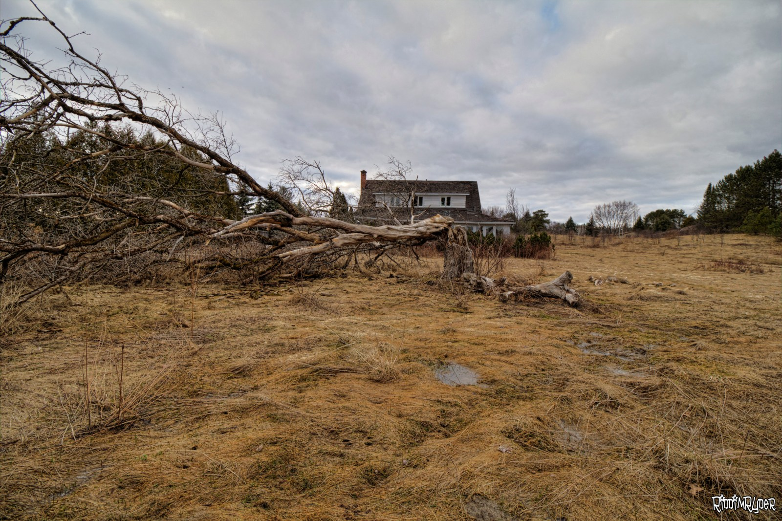 Abandoned Dream Home