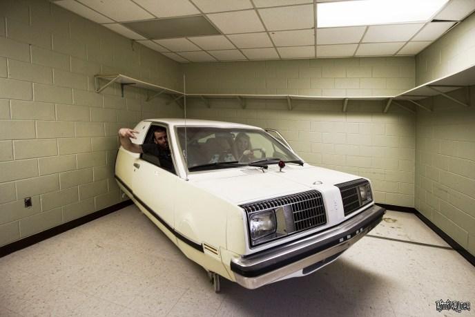 Rehabilitation Car