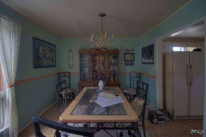 Time Capsule Dining Room