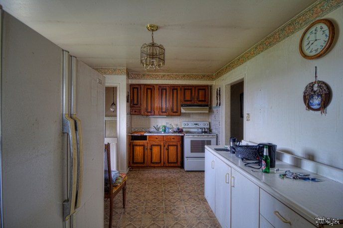 Time Capsule Kitchen