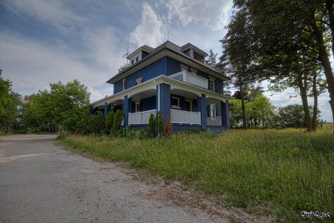 Wealthy Farmers Abandoned Homestead