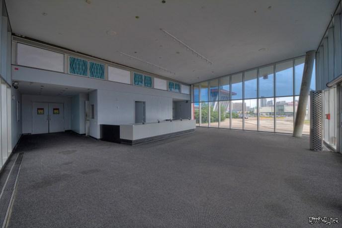Front Lobby of Playdium