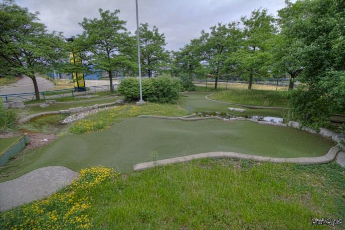 Abandoned Mississauga Playdium Park