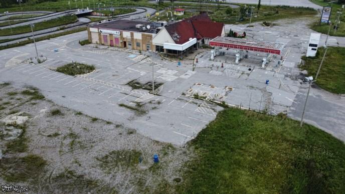 Abandoned Shanty Bay Go-Karts