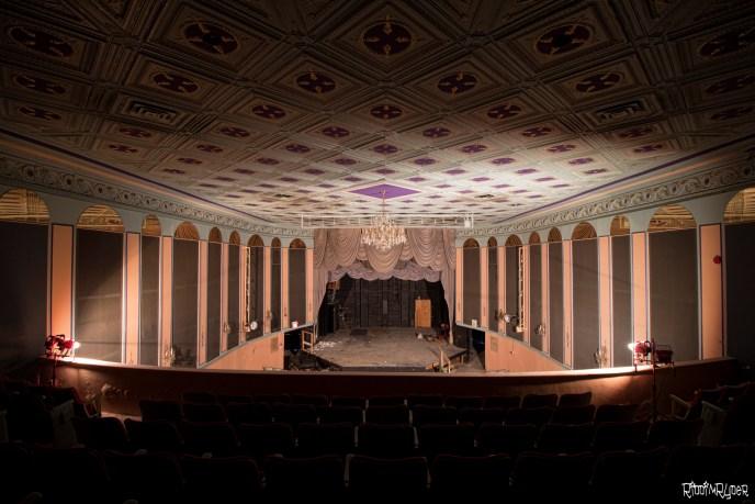 Abandoned Ontario Theatre