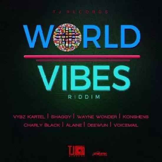 WORLD VIBES RIDDIM - 2018 - TJ RECORDS