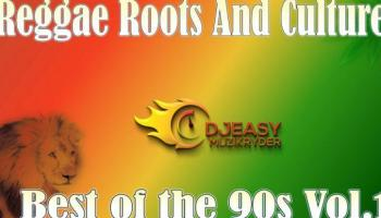 LUCIANO MEETS BUSHMAN REGGAE ROOTS AND CULTURE MIXTAPE MIX BY DJEASY