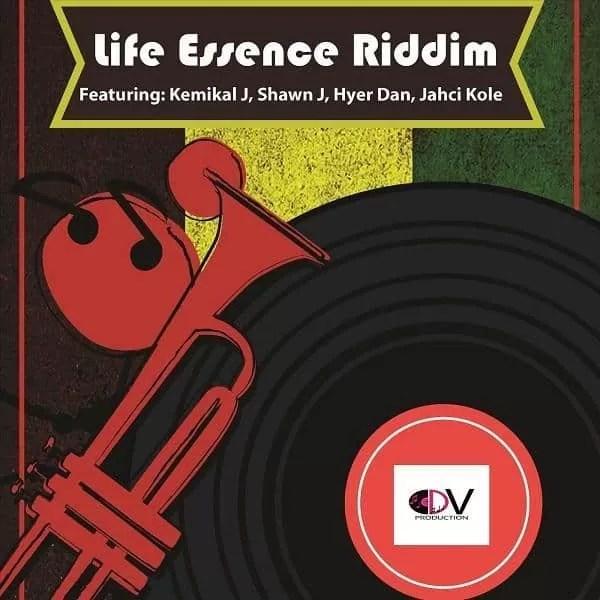 LIFE ESSENCE RIDDIM - CDV PRODUCTIONS