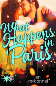 What Happens in Paris - Book Review