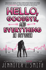 Hello, Goodbye, and Everything in Between - Book Review