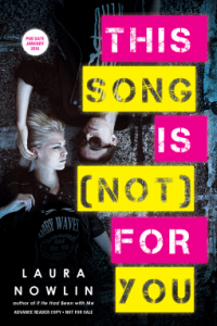 This Song Is (Not) For You - Book Review