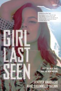 Girl Last Seen - Book Review