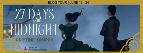 27 days to midnight TOUR banner