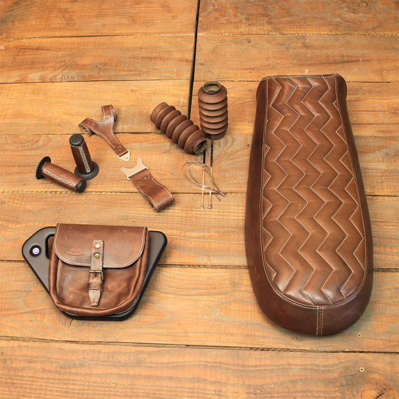 Baak Motocyclettes : kit accessoires pour Moto Guzzi V7