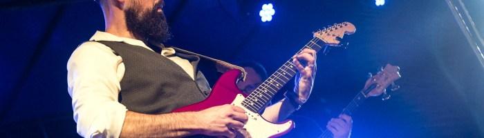Georges Folkwald, un Bluesman Français en concert