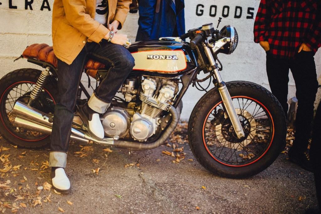 Vintage & Moto : une Honda des années 1970