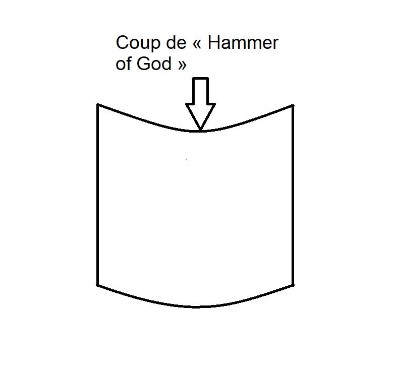 La Terre : opération Hammer of God