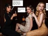 Gazette de Ride Your Life : 3 belles jeunes femmes discutent
