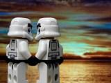Un couple de Stromtroopers