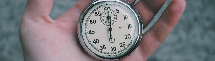 Prendre le Temps : apprenons à « prendre notre temps »