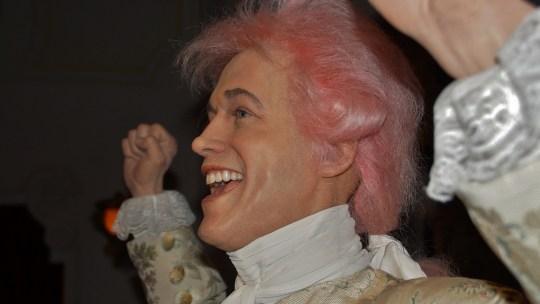 Mozart était un Punk