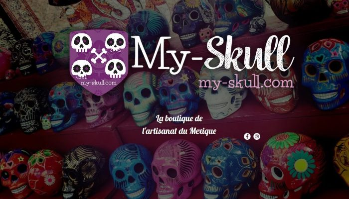 Page d'accueil My-Skull.com
