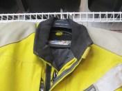 Open collar on standard Roadcrafter
