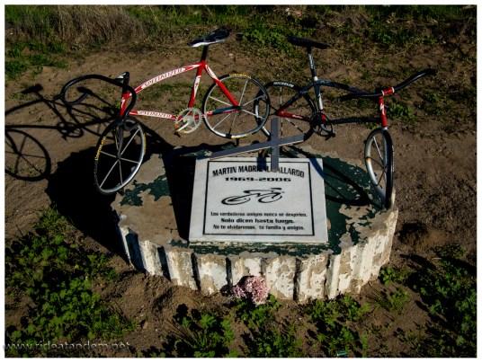 Radfahrer Ehrenmal